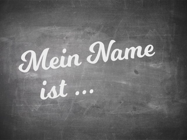 mein-name-ist